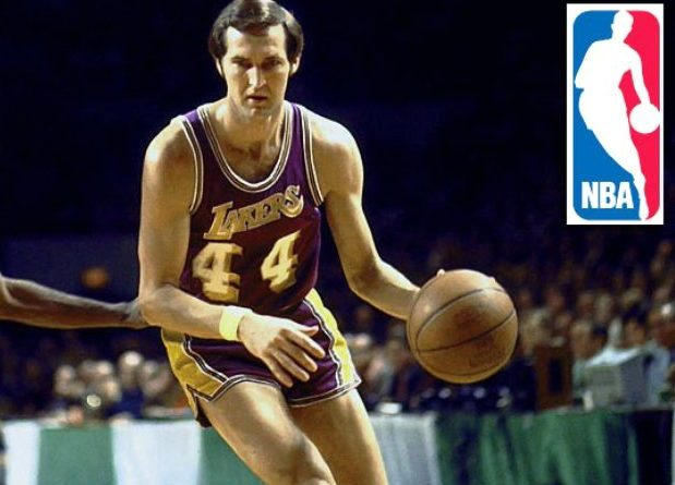 Jerry West y el logo