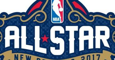 El camaleónico logo del All Star Game