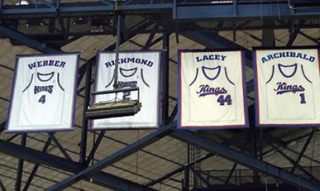 Kings banners