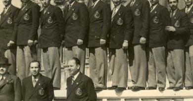 El Campeonato de Europa (Eurobasket) de 1949 Egipto