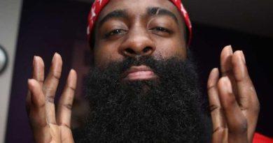 Las barbas más famosas de la historia de la NBA