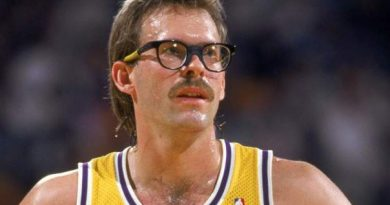 Ranking de los jugadores con gafas más famosos de la Historia de la NBA