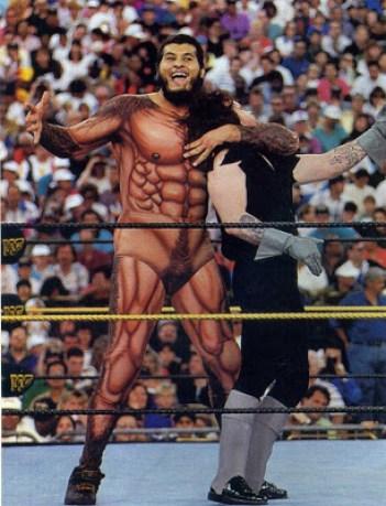 Jorge Gonzalez vs. Undertaker