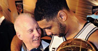 Duncan y Popovich la base del éxito del mejor equipo de los 20 últimos años de la NBA