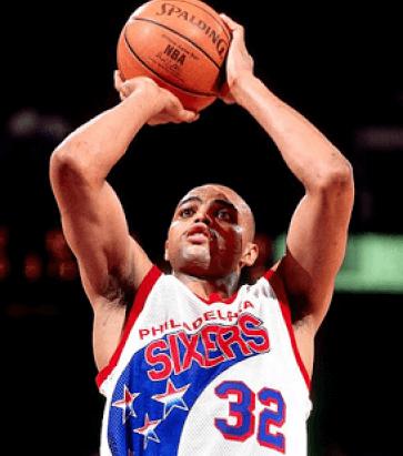 32 Charles Barkley