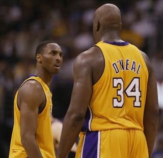 Kobe Bryant Shaq
