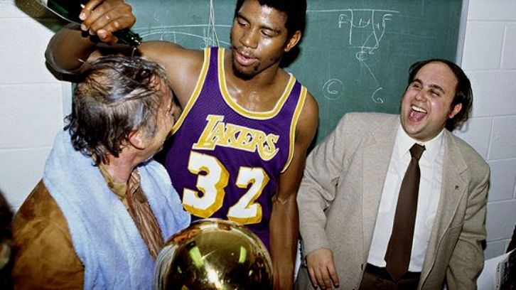 Magic Johnson el Rookie que fue MVP