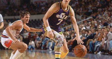 Pete Maravich el miembro del primer equipo de temporada que no fue All Star