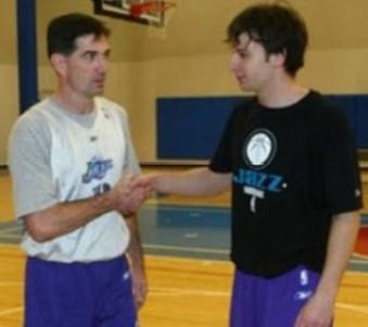 Stockton y Raul Lopez