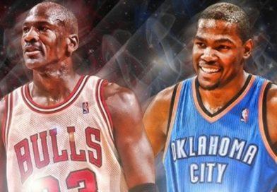 El quinteto titular ideal más anotador de la historia de la NBA (I)