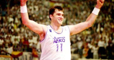 El año que Sabonis subió a otro nivel a la liga ACB