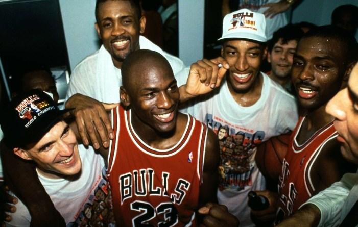 mayor media de anotación en unas finales NBA