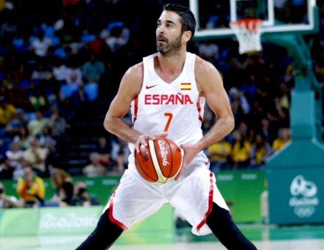 Quintos juegos olímpicos de Juan Carlos Navarro