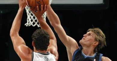 Kirilenko Alero fue el máximo taponador de la NBA