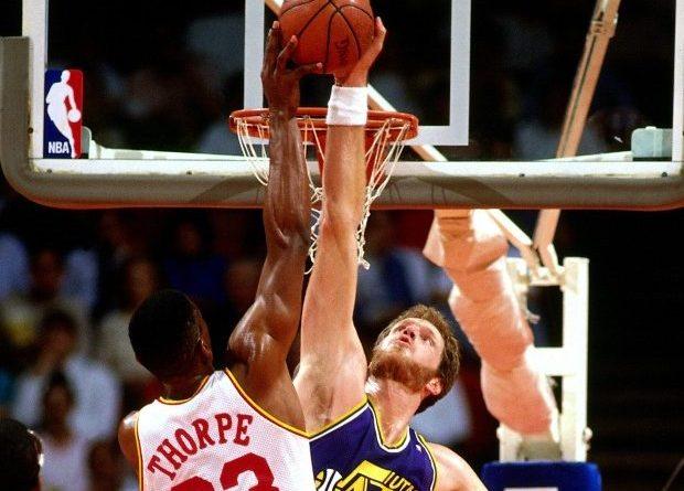 más tapones en una temporada NBA