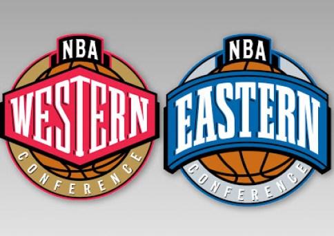 Conferencia Este vs. Conferencia Oeste