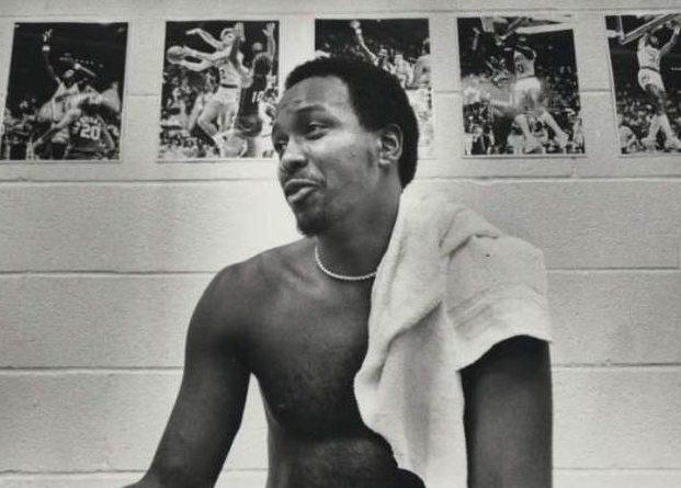 Moses Malone MVP que no pasó por el Draft