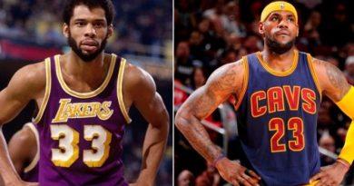 Los MVP de las Finales NBA con dos equipos diferentes