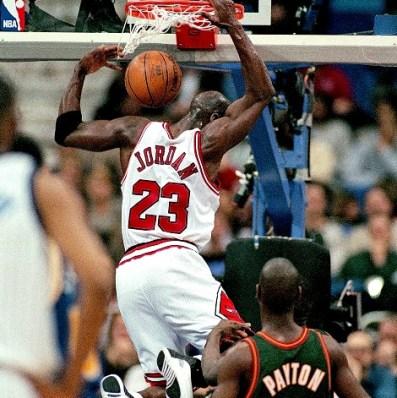 MICHAEL JORDAN 1997