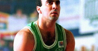 Nikos Galis el gran error de los Boston Celtics