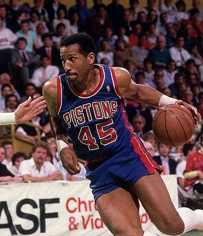 Adrian Dantley Pistons