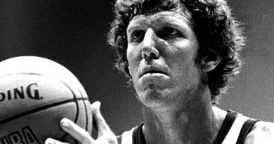 Bill Walton el MVP de cristal