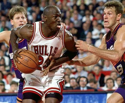 Michael Jordan 1993