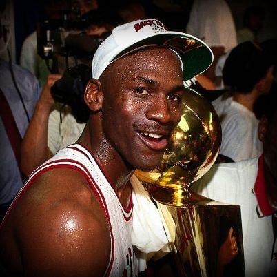 Jordan Campeón 1993