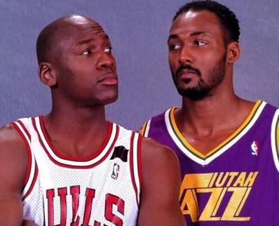 Jordan y malone