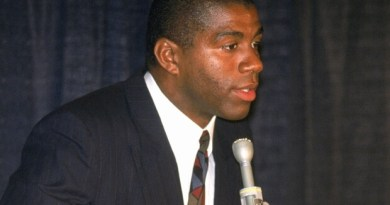 magic johnson 1991