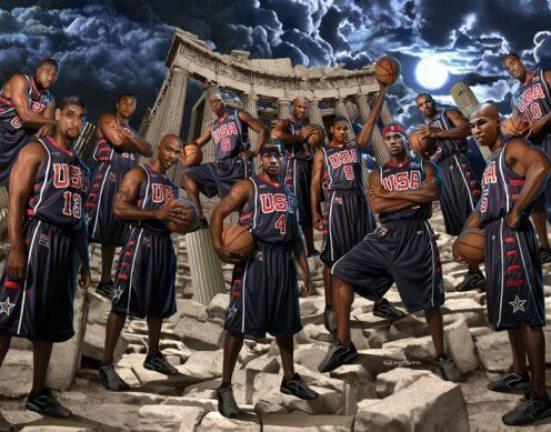Team USA Atenas 2004