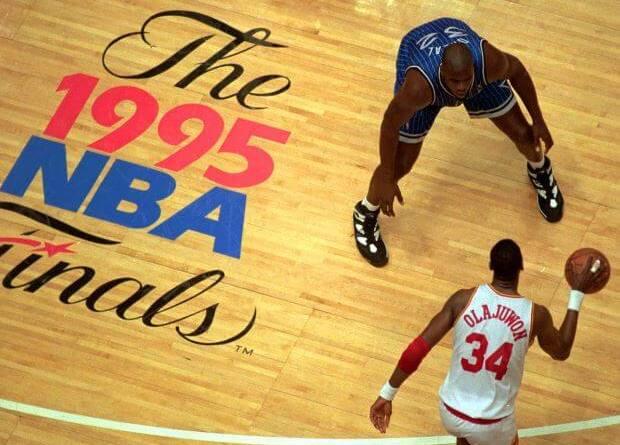 NBA Finals 1995