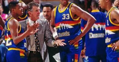 Denver Nuggets 1991 el peor equipo defensivo de la historia de la NBA