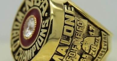 El anillo de Mo Malone