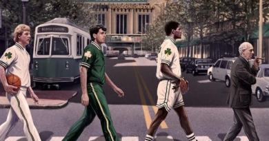Boston Celtics 80's