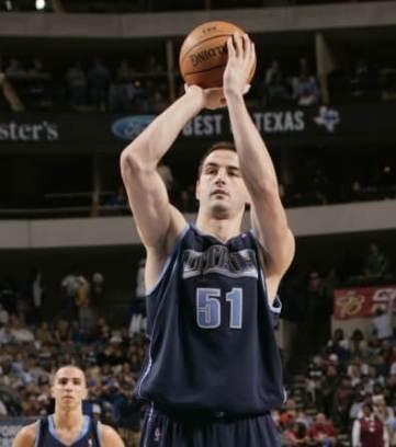 Radojevic con los Utah Jazz