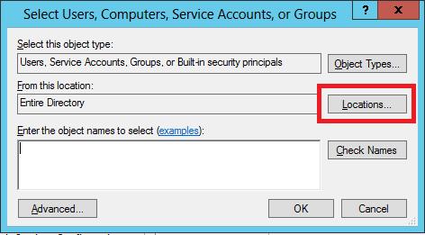 Add the local administrators group to SQL Server administrators (3/6)
