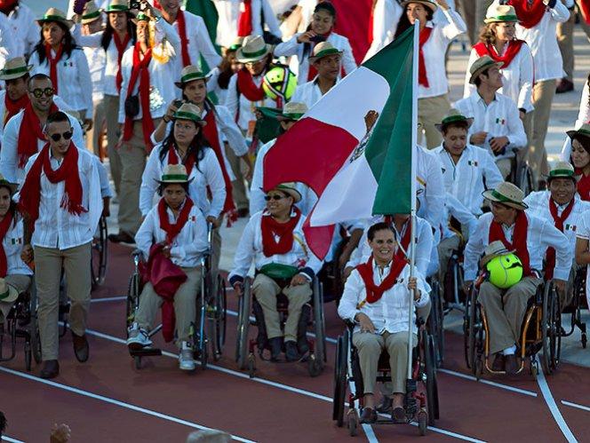 Resultado de imagen para Paralímpicos MEXICANOS
