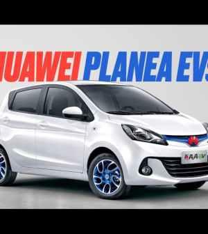Huawei planea fabricar autos eléctricos