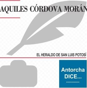ANTORCHA DICE 01