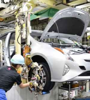 Toyota se encuentra preparada contra el desabasto de semiconductores