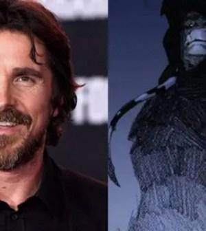 Christian Bale luce radical cambio para su papel en Thor: Love and Thunder