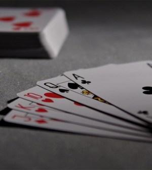 Discusión por juego de póker