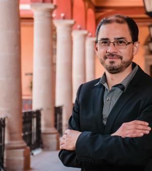 Pese a la pandemia, el trabajo de la UASLP no se detuvo: Amaury de Jesús Pozos