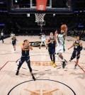 Celtics le ponen el freno a Nuggets