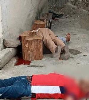 Cuatro ejecutados en cantina clandestina