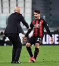 AC Milán vuelve a zona de Champions y saca a la Juventus