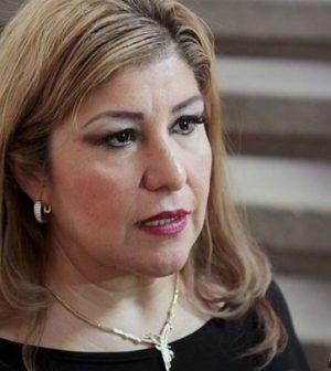 Aprueba Congreso a Angélica Mendoza licencia a su cargo