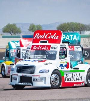 Salvador de Alba Jr. y Marco Marin los mas rapidos en las practicas de la Copa Mercedes-Benz