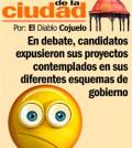 Histórico será el debate entre candidatos a la gubernatura por el hecho de que son 9 los contendientes